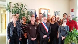 Equipe municipale de Mogneneins - Mars 2014