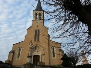 Eglise de Mogneneins