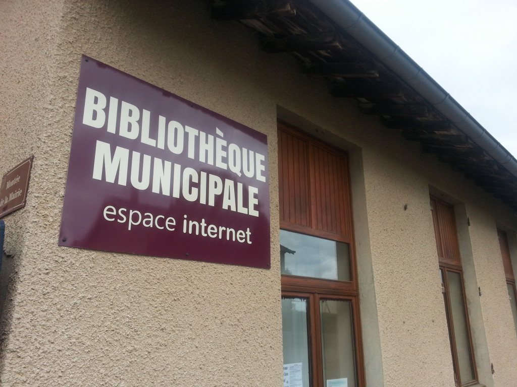 Bibliothèque et Espace d'accès à Internet de Mogneneins - Bienvenue !