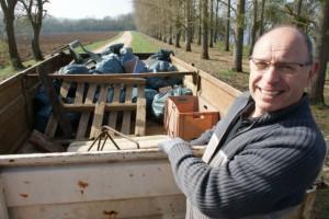 Journée du développement durable : nettoyage et collecte des déchets abandonnés