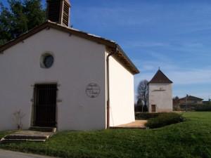 Chapelle St Claude - Mogneneins