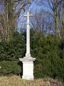 Croix de Serrans (Route départementale 100) - Mogneneins
