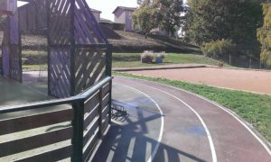 A vos basquettes ! Mogneneins encourage les sportifs !
