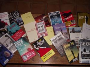 Les nouveautés de la rentrée littéraire... de Mogneneins !