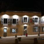"""""""Le cheval blanc"""" : Commerce du village, restaurant, café - Mogneneins"""