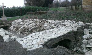 Travaux sur Serran : réhabilitation et préservation du pont