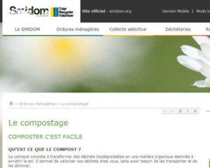 SMIDOM : tout savoir sur le compostage !