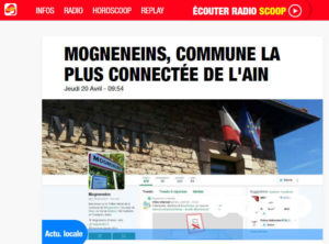Mogneneins sur Radio Scoop