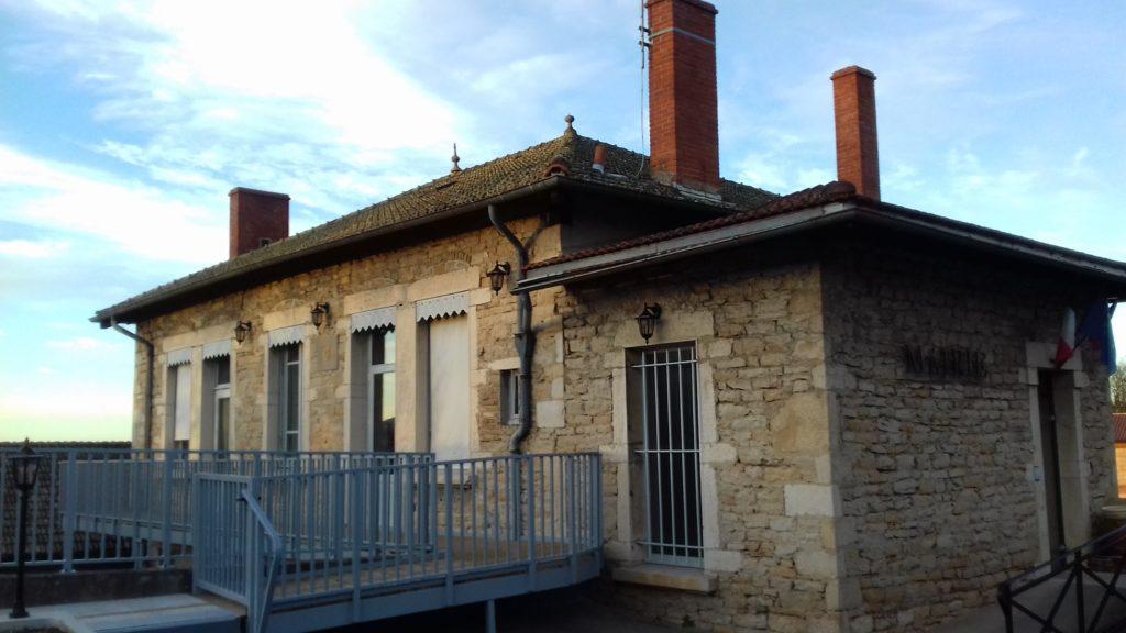 Mairie de Mogneneins