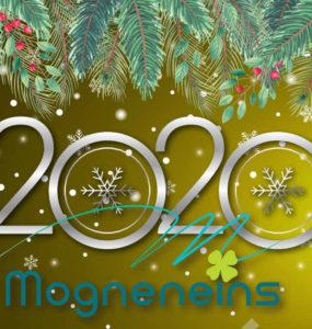 2020 à Mogneneins